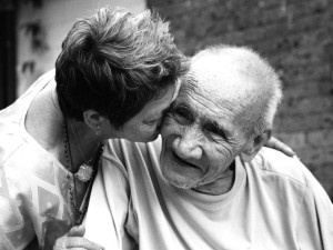 elderly parent care